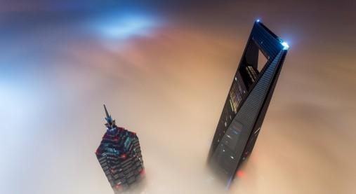 Climb Shanghai Tower