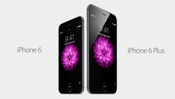 Apple  iPhone 6 と iPhone 6 Plus かあ。