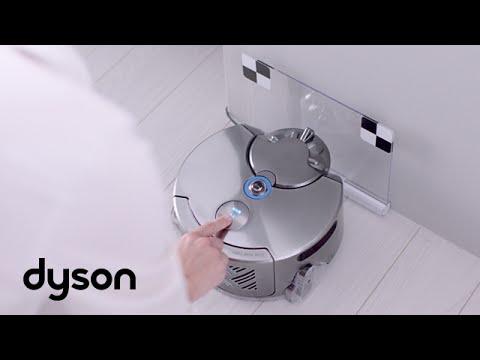 ダイソンから自動ロボット掃除機ダイソン 360 Eyeの動画が届く