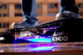 仮想現実!『HENDOホバーボード(空飛ぶスケボー)』国内での販売が決定!
