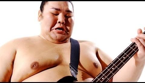 【動画】相撲ロックバンドかっこいいなあ